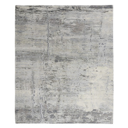 Abstracts 8 grey silver